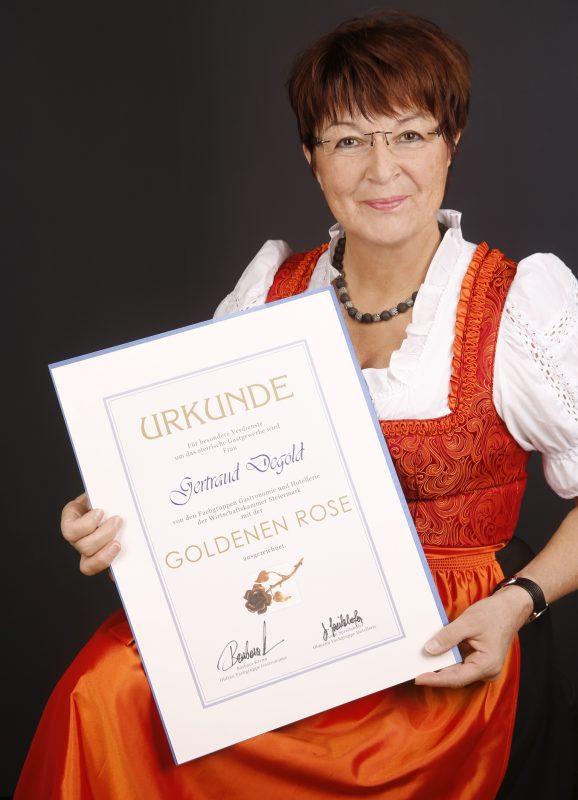Gertraud Degold