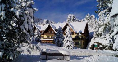 Turracherhof Winter