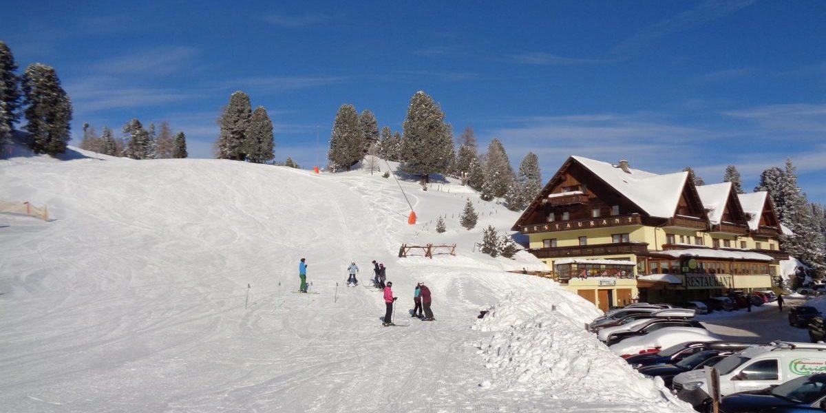 Turracherhof im Winter
